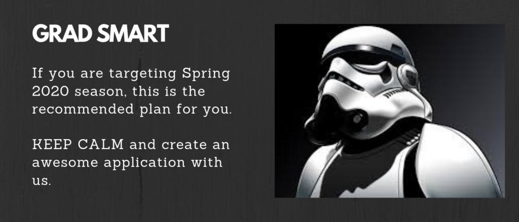gradsmiths study smart plan